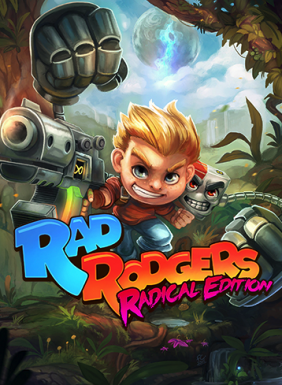 Rad Rodgers - Radical Edition Steam Key cover