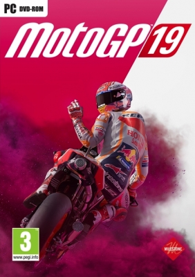 MotoGP 19 Steam Key cover