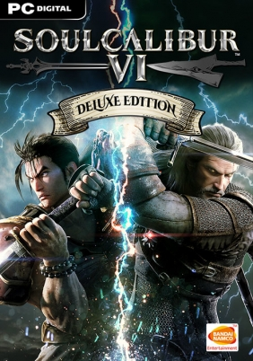 SOULCALIBUR VI Deluxe Edition Steam Key cover