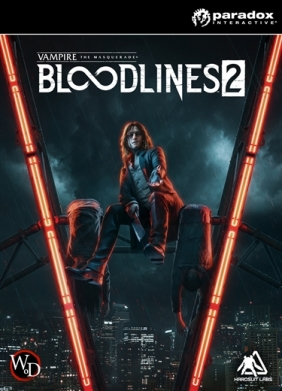 Vampire: The Masquerade® - Bloodlines™ 2 - Pre-Order Steam Key cover