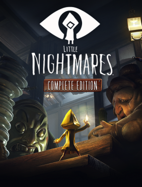 Little Nightmares Complete Edition Steam Key cover