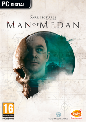 The Dark Pictures Anthology: Man Of Medan Pre-Order Steam Key cover