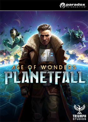 Age of Wonders: Planetfall Pre-Order Steam Key cover