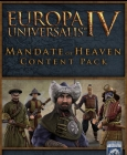 Europa Universalis IV: Mandate of Heaven -Content Pack Steam Key