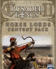 Crusader Kings II: Horse Lords - Content Pack Steam Key