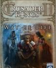 Crusader Kings II: Way of Life - Expansion Steam Key