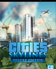 Cities Skylines – Deluxe Edition PC Digital