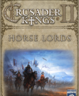 Crusader Kings II: Horse Lords - Expansion Steam Key