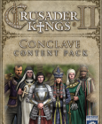 Crusader Kings II: Conclave -Content Pack Steam Key