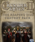 Crusader Kings II: The Reaper's Due - Content Pack Steam Key
