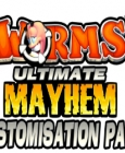 Worms Ultimate Mayhem - Customization Pack Steam Key