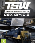 Train Sim World®: CSX GP40-2 Loco Add-On Steam Key