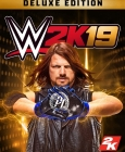 WWE 2K19 Digital Deluxe Edition Steam Key