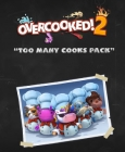 """Overcooked! 2  DLC """"Too Many Cooks"""" Steam Key"""