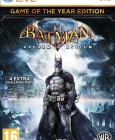 Batman: Arkham Asylum Game Of The Year Edition Stem Key