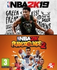 NBA 2K19 + NBA 2K Playgrounds 2 Bundle Steam Key