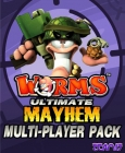 Worms Ultimate Mayhem - Multiplayer Pack Steam Key