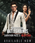 PLAYERUNKNOWN'S BATTLEGROUNDS: Survivor Pass 3 - Wild Card Steam Key