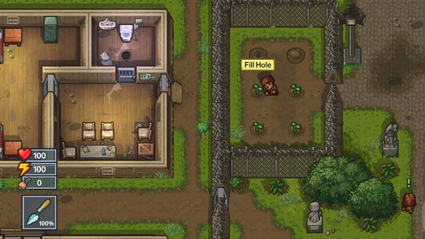 The Escapists 2 Steam Key - Cheap CD Keys for Steam! Only